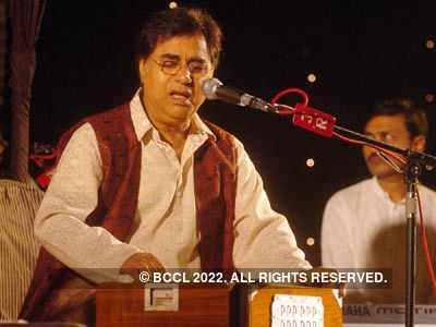 Musical eve with Jagjit Singh