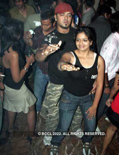 Zaha party