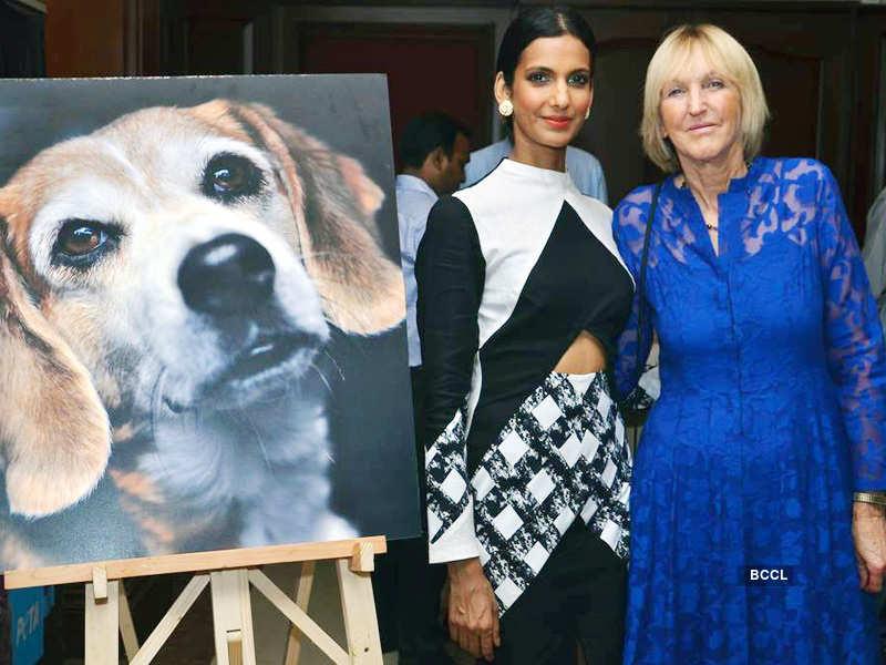 Poorna attends PETA event