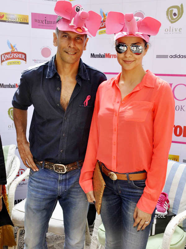 Pinkathon 2013: Launch