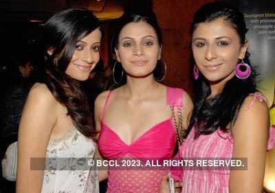 Fashion show at Taj Residency