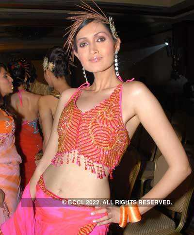 Fashion show at Taj Residency
