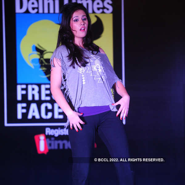 Delhi Times Clear and Clear Fresh Face 2013: Final Winners