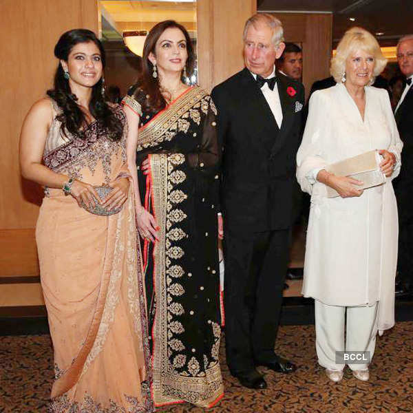 Prince Charles in India