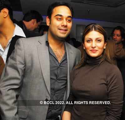 Navneet and Kitty Kalra's party