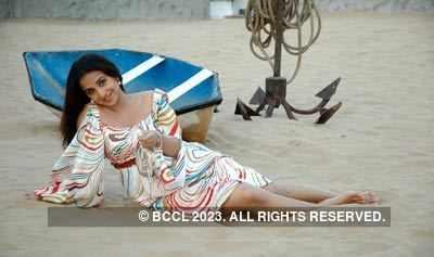 Vidya Balan's Portfolio Pics