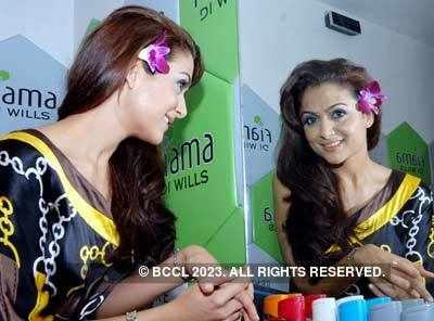 Amrita Arora's makeover