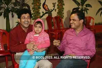Abir and Nandini's reception