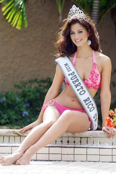 Miss Puerto Rico Universe '07