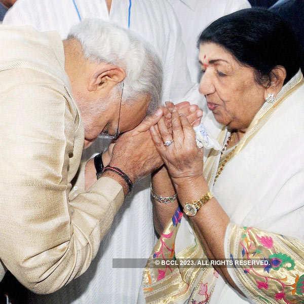 Lata, Modi inauguration a superspeciality Hospital