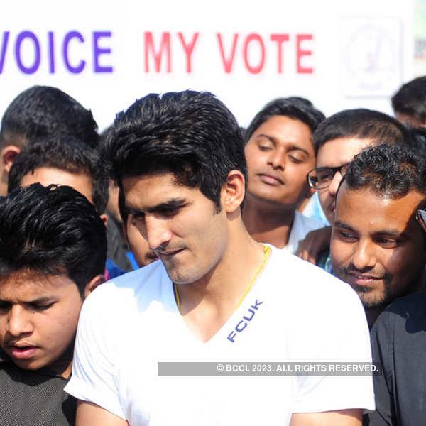 Voter Awareness Campaign @ DTU