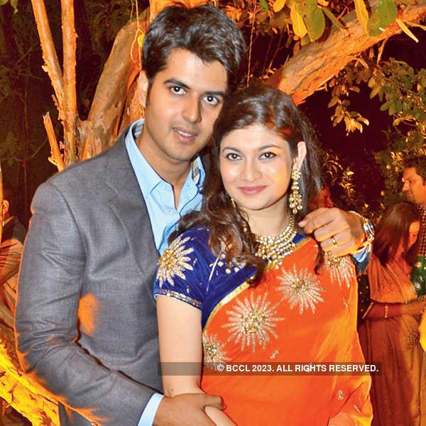 Ruchir Raj weds Ritika