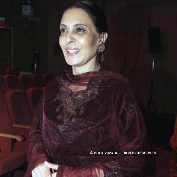 Pernia Qureshi performs Kuchipudi