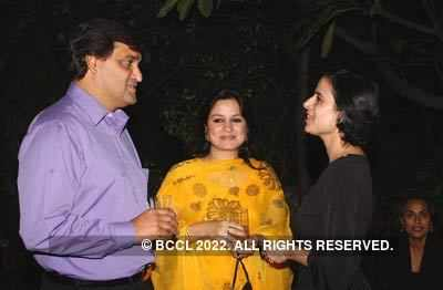Farewell at Sherry Jhaveri's house