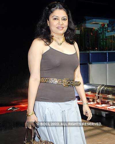 Asha Patel's b'day party