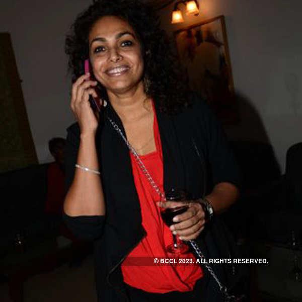Anjali Hooda's birthday party