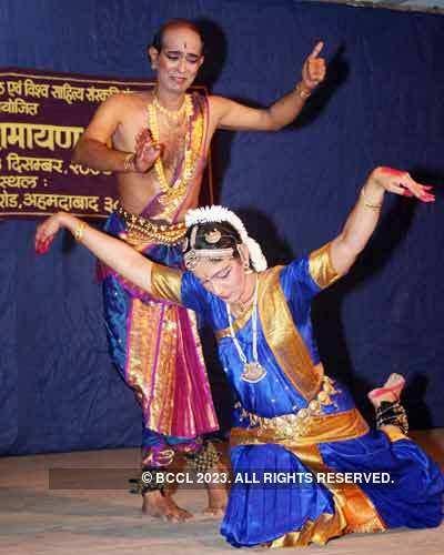 Shreeganeshan's dance