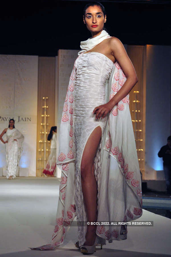 Payal Jain's fashion show