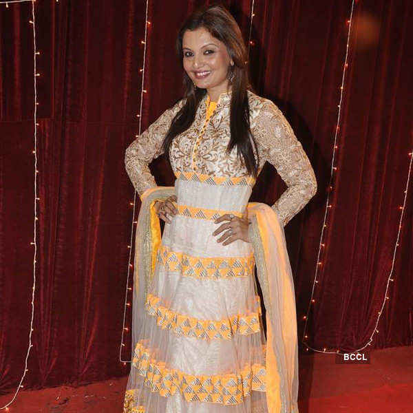 Celebs at Zee Rishtey Awards