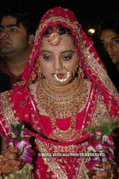Kunal-Kirti's marriage