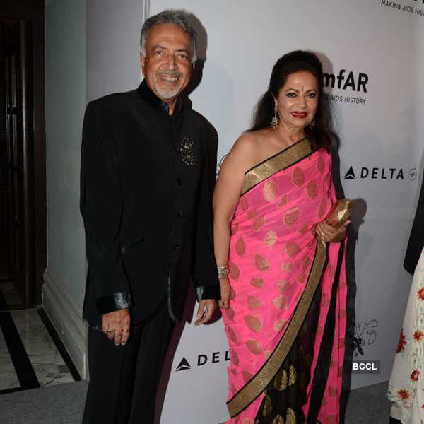 amfAR India's fund raising gala
