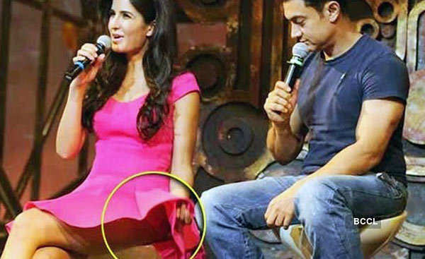 Celebs' oops moment!
