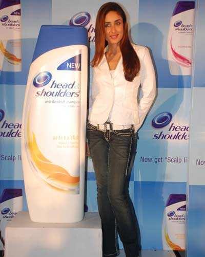 Kareena endorses H&S