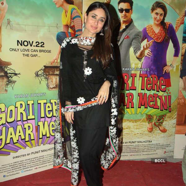 Kareena, Imran promote GTPM