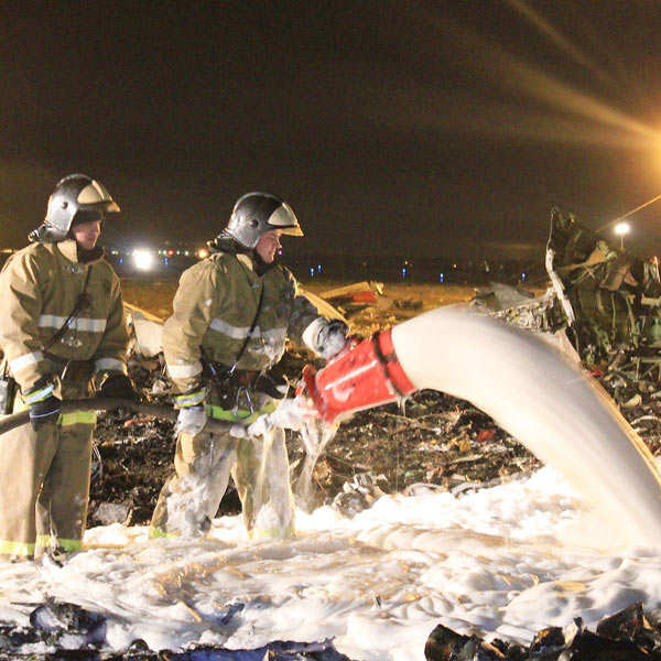 50 killed in airline crash in Russia
