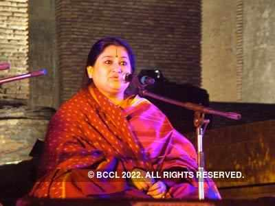Shubha Mudgal's performance