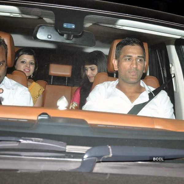 Sachin's farewell party