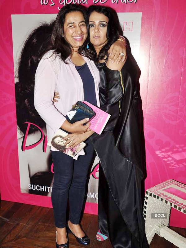 Celebs @ Suchitra's book launch