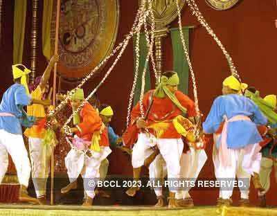 Janapada Jathre performance