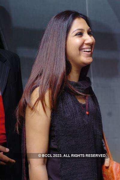 Fashion show by Vinitha