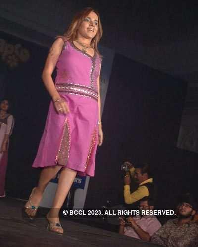 ITC Ladies Club fashion show