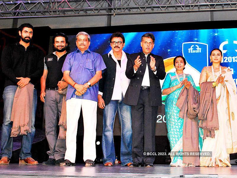 44th IFFI: Inaugural Ceremony