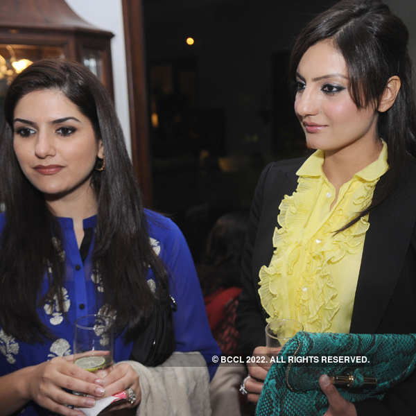 Welcome party for Pakistani golfers
