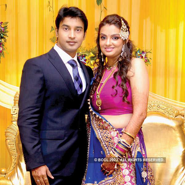 Nikhil, Nikita's wedding reception
