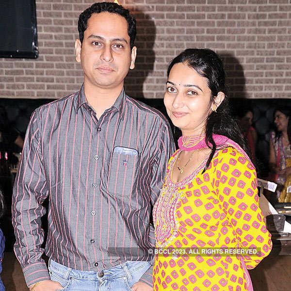 Ranjan, Meeka Kale's birthday party