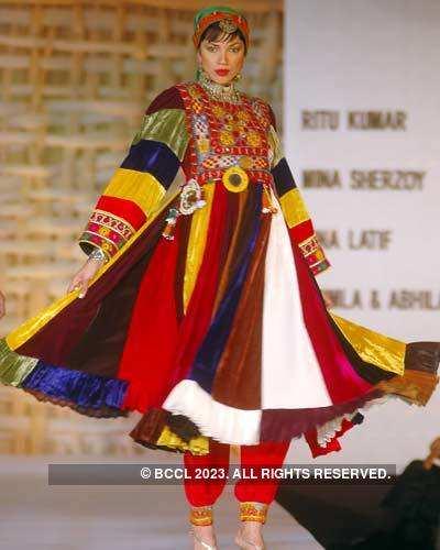 SAARC fashion show