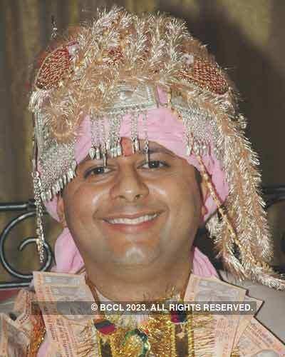 Gaurav-Nehi's wedding