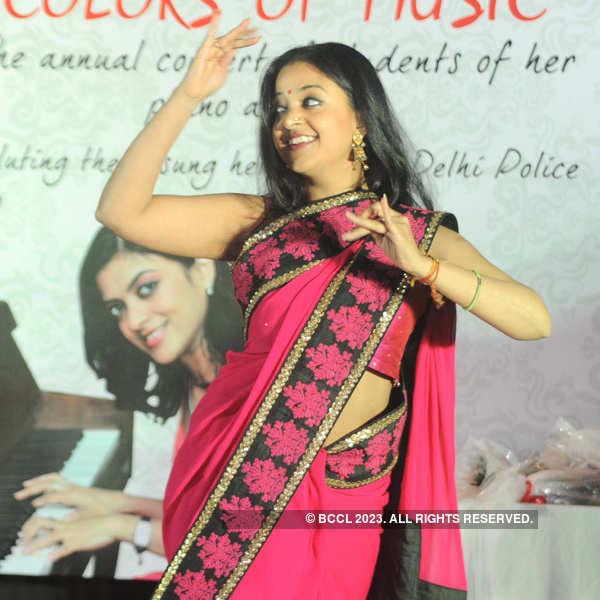 Ankita Kumar's piano recital