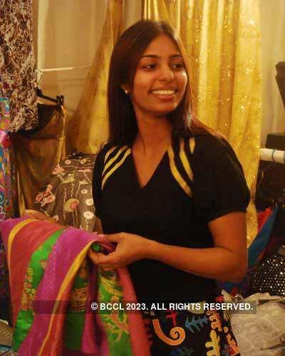 Designer flea market