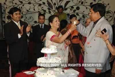 Sanjay's anniversary