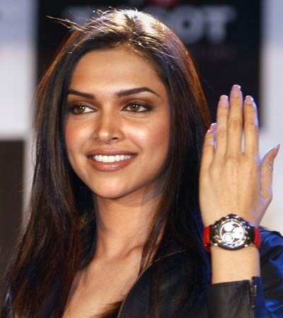 Deepika: Indian ambassador for Tissot