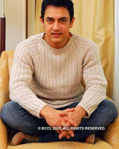 Aamir Khan's Portfolio Pics