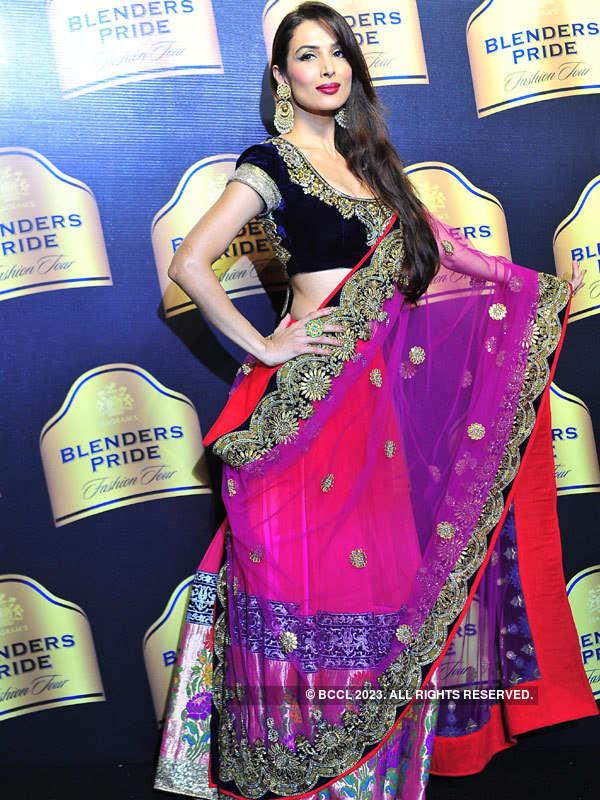 Blenders Pride Fashion Tour: Vikram Phadnis
