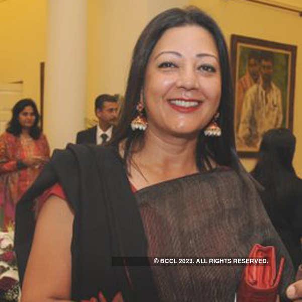 Anupama Singh's exhibition