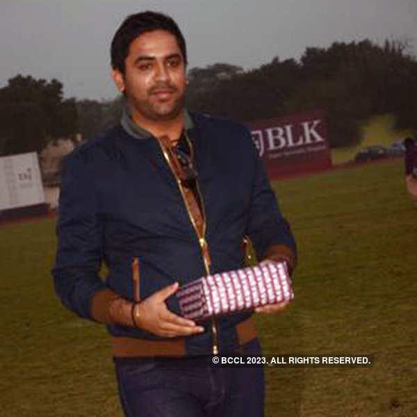 BLK Baroda Cup 2013