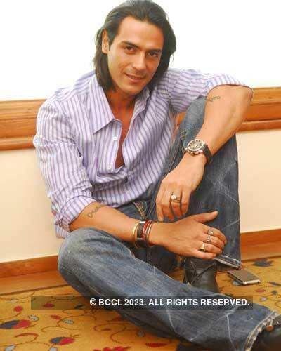 Arjun Rampal's Portfolio Pics